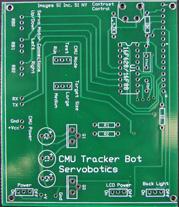 C-Bot circuit schematic