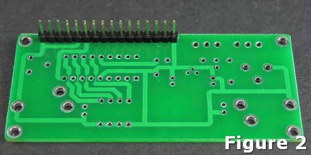 Installingt Pin Header