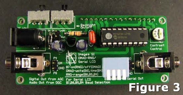 DMAD Expansion Module Switch Layoout