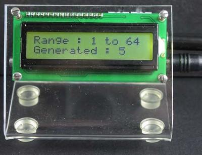Random Number Generator Mode