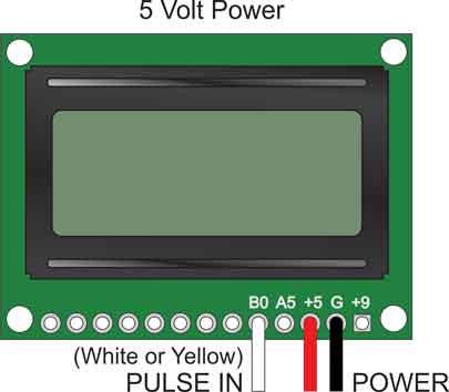 5 Volt wiring diagram
