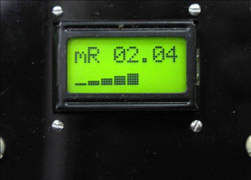 CDV-715 Retro Digial Geiger Counter