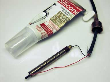 GM Tube Steampunk Geiger Counter