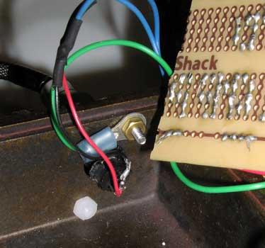 Ground Wire Steampunk Geiger Counter