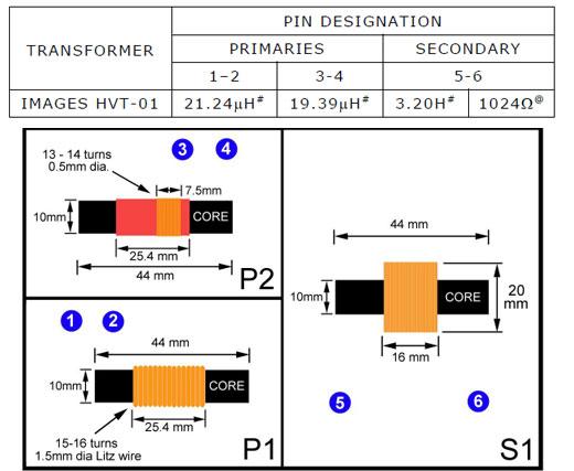 HVT-01 TRANSFORMER