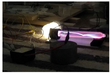 Plasma Driver Hv Voltage And Resonance