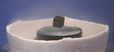 First Experiment: The Meissner Effect