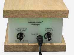 breathe lamp controls
