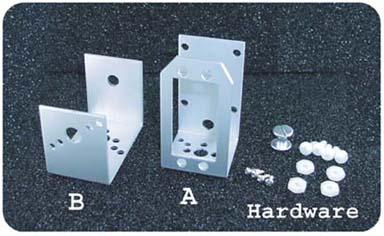 Bracket & hardware