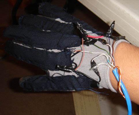 Protoype Sensor Glove