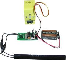 Flex Sensor Servomotor Controller
