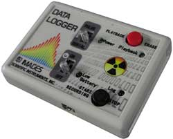 Geiger Counter Data Logger