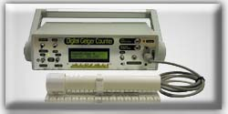 desktop Geiger counter DTG-01