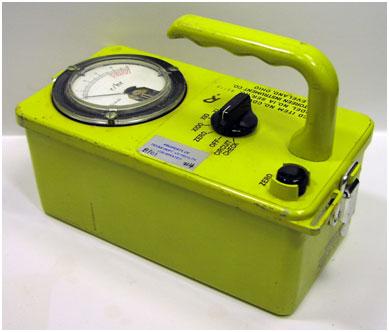 Civil Defense Meter CDV-715