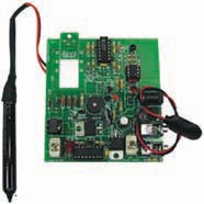 Geiger Counter GCK-01-02 Kit -GMT-02 Tube- assembled
