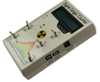 Geiger Counter Power Supply