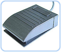 Foot Switch for Kirlian Photography Device