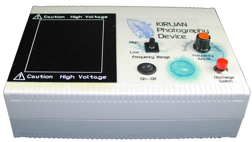 Kirlian Photography Device