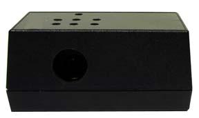Plasma arc speaker case