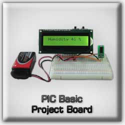 PIC Basic Project Board