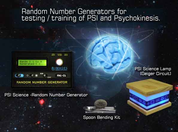 PSI and psychokinesis products