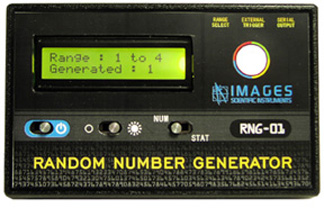 random number generator assembled RNG-01A
