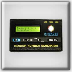 Random Number Generator RNG-01