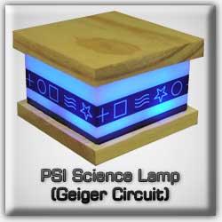 PSI-SCIENCE LAMP