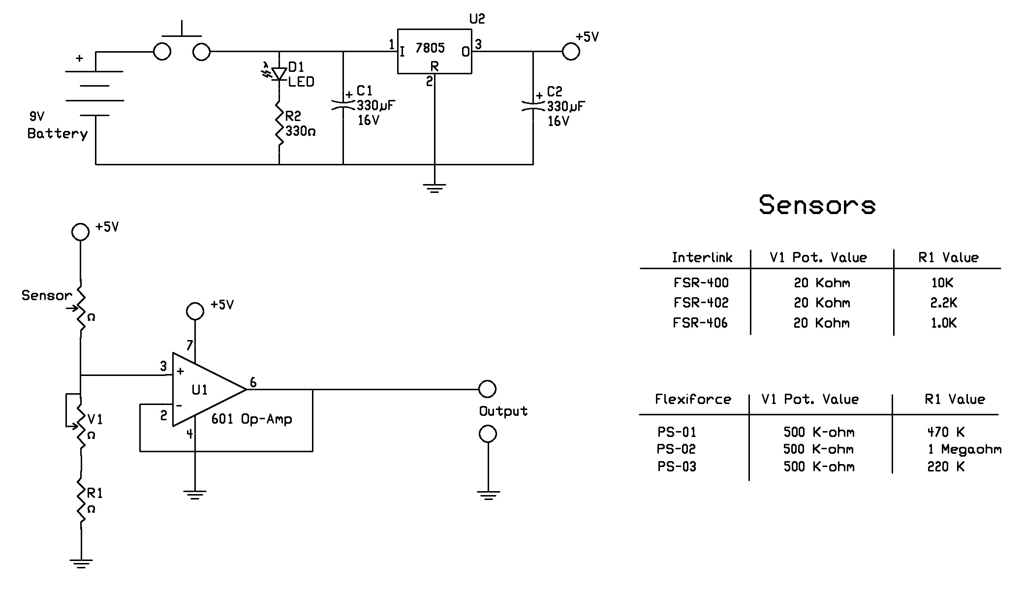 map sensor wiring diagram free picture schematic op amp