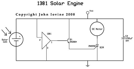 1382 Solar Engine