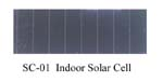 Indoor Solar cell