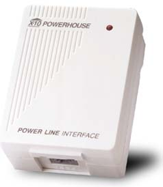 PL513 Power Line Interface