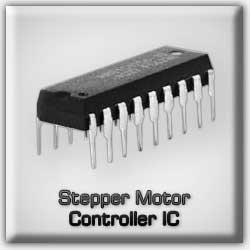 Stepper Motors & Controllers