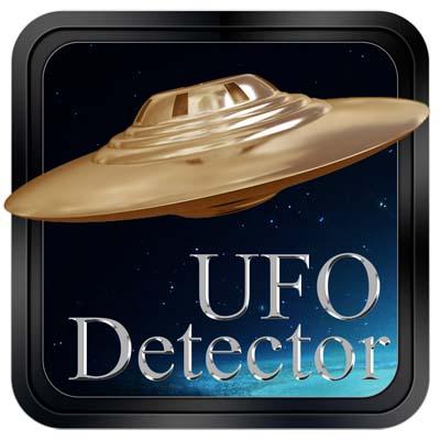 UFO Detector Icon